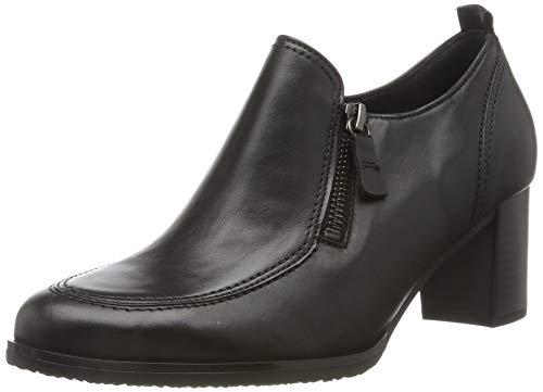 Gabor Shoes Gabor Basic, Mocasines para Mujer, Negro Schwarz 27, 38 EU