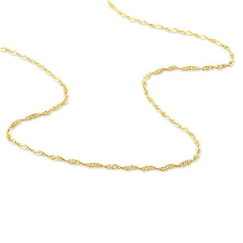 HISTOIRE D'OR - Chaine Or - Femme - Or jaune 375/1000
