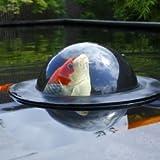 Velda, dôme flottant pour bassin d'agrément, Floating Fish Dome L, diamètre 50 cm, 123502