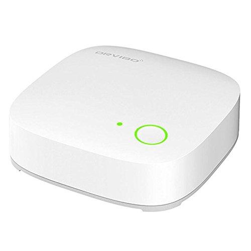 Orvibo VS10ZW ZigBee Smart Mini Hub WiFi Remote Control Gateway Home System - Pack of 1