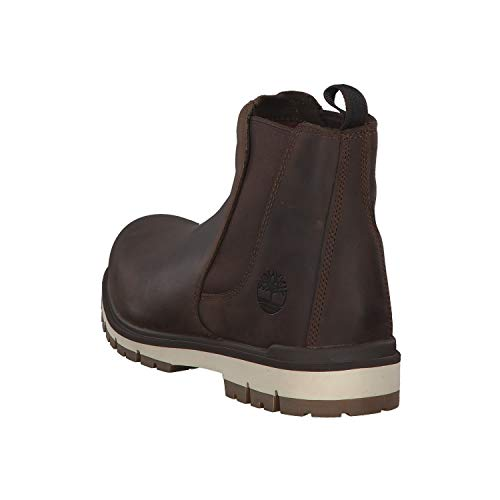 Timberland Mens Splitrock 2 Hiking Walking Outdoor Winter Ankle Boots - Black - 10
