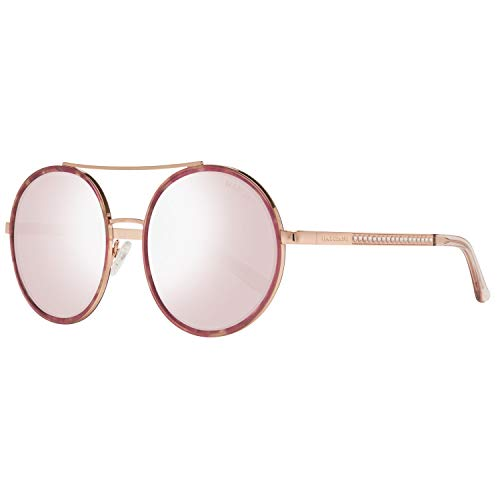 Guess Damen by Marciano Gm0780 28U 55 Sonnenbrille, Rosé Gold,