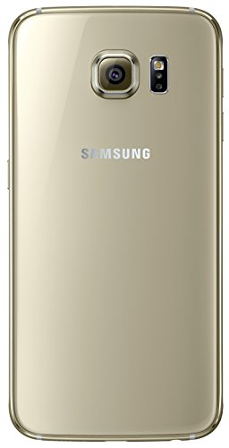 "Samsung Galaxy S6 - Smartphone libre Android (pantalla 5.1"", cámara 16 Mp, 32 GB, Octa-Core 2.1 GHz, 3 GB RAM), dorado"