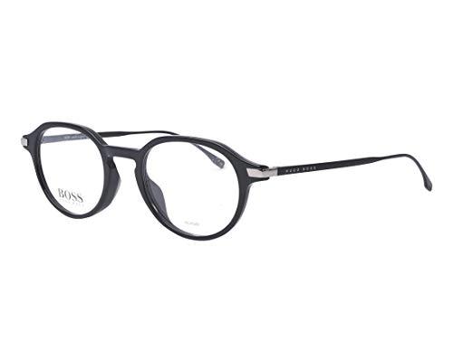 BOSS Hugo Herren 0988 807 48 Sonnenbrille, Schwarz (Black),