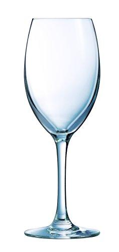 Luminarc 9205344 Verre à Pied Vin Felicity Verre Transparent 19 cl Pack de 3