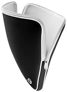 Be.ez 100416 LA robe Sleeve for Macbook 13.3 (Black/White)