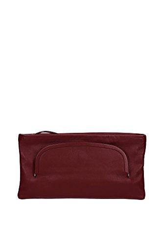 pochette-de-soiree-martin-margiela-femme-cuir-rouge-s32wf0021sx7978307-rouge-18x34-cm