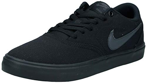 Nike Herren Sb Check Solar Cnvs Skaterschuhe, Black (Black (schwarz / anthrazit)), 42 EU
