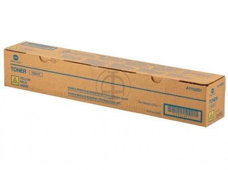 Konica Minolta Bizhub Toner TN-216 für C220/C280, A11G251, gelb (Toner Konica Gelb)