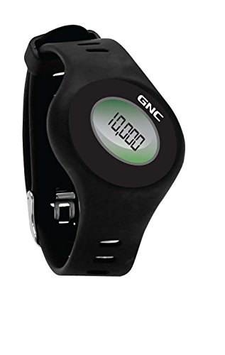 gnc-pro-track-duo-black-protrack-pt-2600-bluetooth-pedometer-watch-combo
