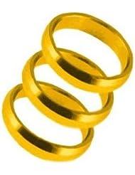 Clips supergrip rings dorado harrows darts 3 unidades
