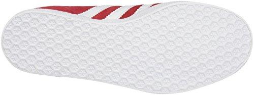 adidas-Gazelle-Zapatillas-Unisex-Nios-Rojo-ScarletFtwr-WhiteGold-Met-36-23-EU
