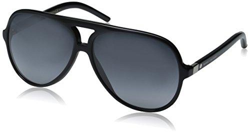 Marc Jacobs Unisex-Erwachsene MARC 70/S HD 807 60 Sonnenbrille, Black/Gy Grey,