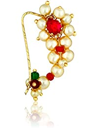 a1c0e632b66ad Amazon.in: Pearl - Traditional Imitation Jewellery: Jewellery