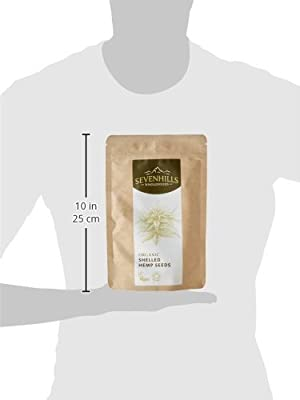 Sevenhills Wholefoods Organic Raw Shelled Hemp Seeds - PARENT