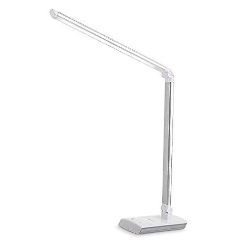 Albrillo Lampe de bureau 60LEDs 10W ,