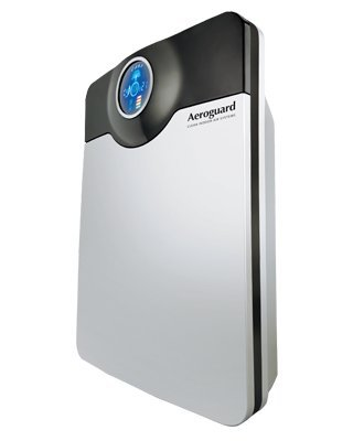 AeroGaurd Mist Room Air Purifier (Black & White)