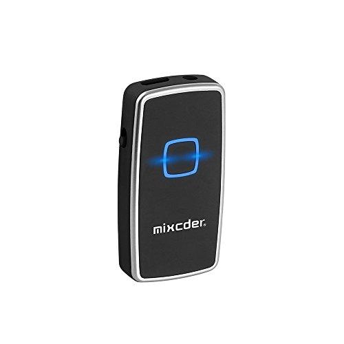 Bluetooth Audio Adapter, Mixcder TR007 Bluetooth Transmitter und Receiver 2-in-1 Stereo Bluetooth 4.1 Audio Adapter mit 3,5 mm Stereo Ausgang für Lautsprecher, Kopfhörer, TV, PC, iPod, MP3 / MP4, Auto Radio (Drahtlosen Fm-bluetooth)