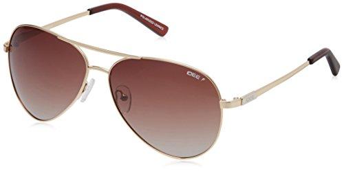 IDEE Aviator Sunglasses (IDS2027C1PSG|62|Golden ) image
