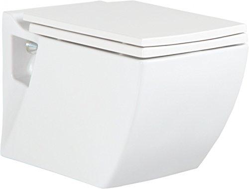 Hänge Dusch Wc Taharet Bidet Taharat Intimdusche TP324 inkl. WC Deckel