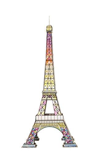 Tour-Eiffel-grafica-Puzzle-3D-da-colorare