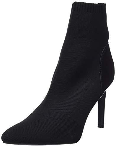 62267 C43200 Stivaletti Nero Negro 37 Sock Donna Lotus EU Mariamare dB0xZd