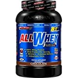 AllWhey de ALLMax es un suplemento nutricional que combina las últimas tecnologías en una matriz que ofrece 100% proteína de suero de alta calidad. Apoya el aumento de la masa muscular de forma rápida. Promueve la pérdida de grasa y la formac...