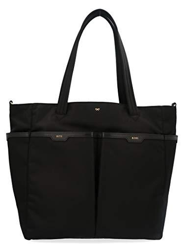 Anya Hindmarch Luxury Fashion Damen 132534001 Schwarz Tote | Jahreszeit Permanent -
