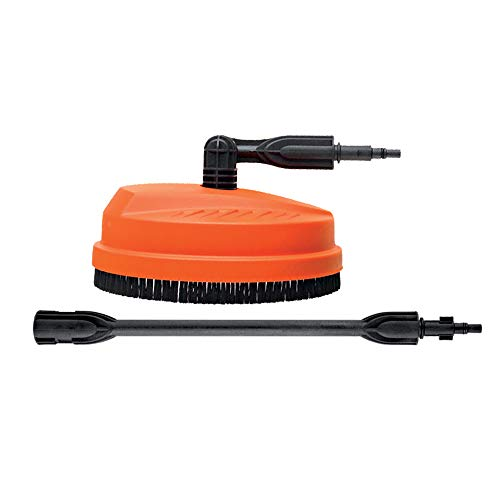 Black+Decker 40850-A Patio Cleaner für Hochdruckreiniger, Orange