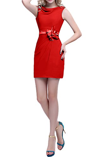 Promgirl House - Robe - Crayon - Femme Rouge