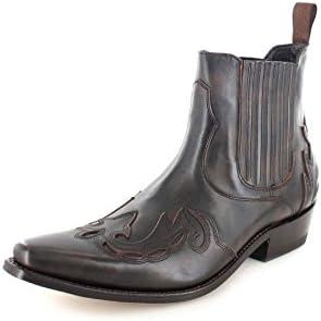 Mayura BootsMB021 FINEO - Botas De Vaquero Hombre