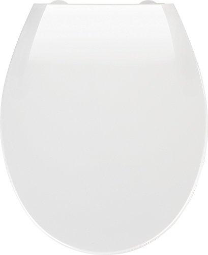 Preisvergleich Produktbild Wenko Wc-Sitz Kos Weiss, 44x37cm