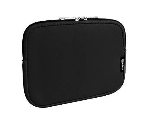 custodia neoprene tablet 8 pollici Emartbuy Nero Custodia