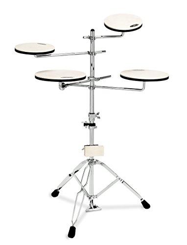 DW Drum Workshop cppadts5Go Anywhere Pad-Set mit Ständer