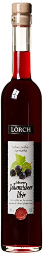 Edelbranntweinbrennerei Bimmerle Johannisbeer Likör Lörch 500mL, 1er Pack (1 x 500 ml*