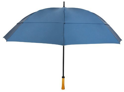 navy-blue-windproof-up-to-60-mph-large-golf-umbrella-64-arc-with-warranty-by-tornado