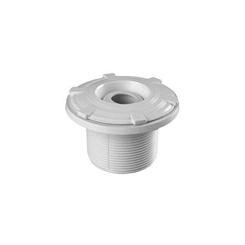 Kripsol Boquilla para impulsión piscina hormigón roscar ABS blanco conexión 2