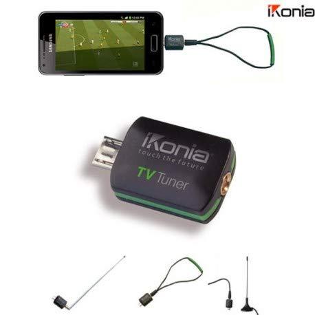 iKonia Pico Tv Tuner Digitale Terrestre Micro USB