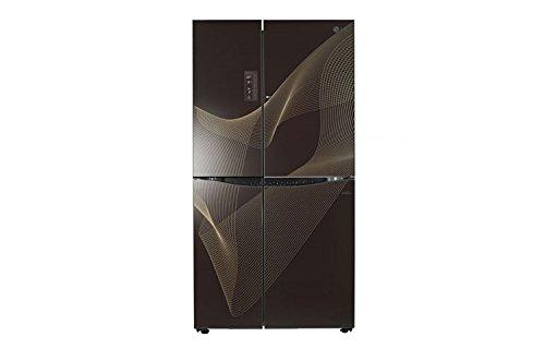 LG GC-M237JGNN Side by Side Refrigerators Karim Black