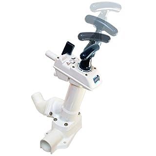 Jabsco 29040-3000 Ersatzpumpe, Twist 'n' Lock Manuelle Toiletten, passend für 29090 & 29120, Weiß