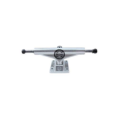IrahdBowen Skateboard Trucks Skateboard LKW 5.5inch Skateboard Lager Achsen Lager Zwischenlegierungs-Aluminium-Magnesium zusätzliche Ersatzteile, mit Stoßdämpfer