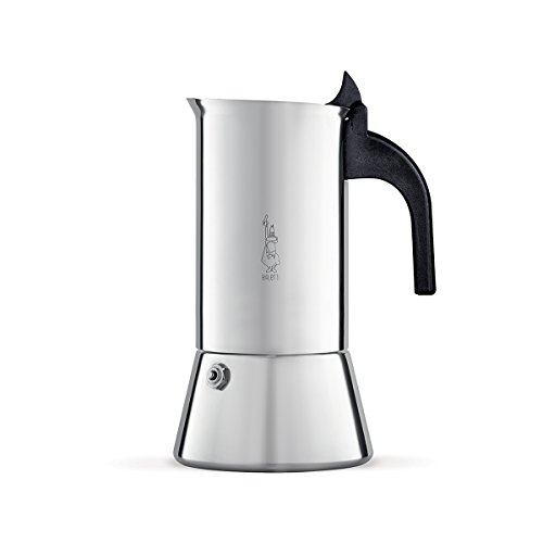 Bialetti Venus Induction 'R' Stovetop Coffee Maker (10 Cup)