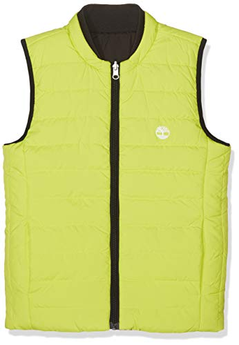 on sale 0e5bc 5198f Timberland Doudoune Reversible Giacca, Verde (Atom