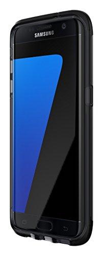 Tech21 Evo Mesh Schutzhülle Case Widerstandsfähig Schlagfest mit FlexShock Aufprallschutz für iPhone 5/5S/SE - Pink/Weiߟ Smokey/Schwarz