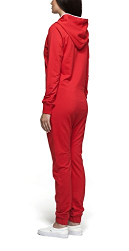 One piece Original, Combinaison Femme Rot (Cherry)