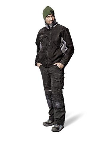 Snickers Pantalon d'hiver Power 3619 Noir