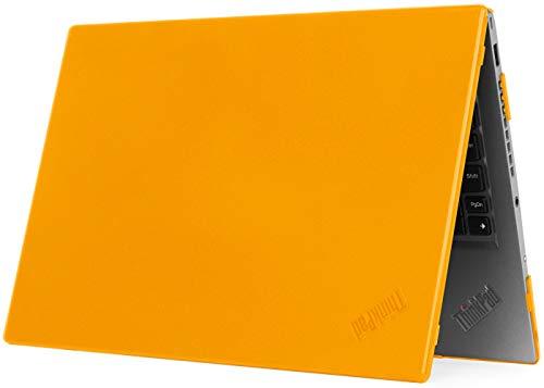 mCover Hartschalen-Schutzhülle für Lenovo ThinkPad X1 Carbon (6. Generation) Orange Tp X1 Carbon