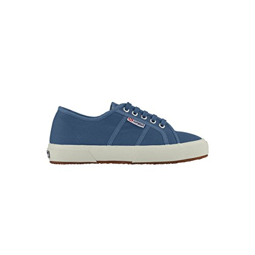 Superga 2750- Plus Cobinu, Baskets Basses femme Blue Shadow