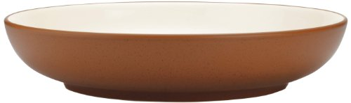 Noritake Colorwave Pasta Serving Bowl, Terra Cotta