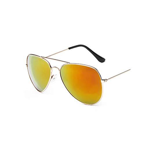 Sportbrillen, Angeln Golfbrille,Fashion Luxury Aviation Sunglasses Women Brand Designer Sun Glasses For Women Lady Sunglass Female Ray Oculos De Sol Gold Red (Bulk Sonnenbrille Hochzeit)